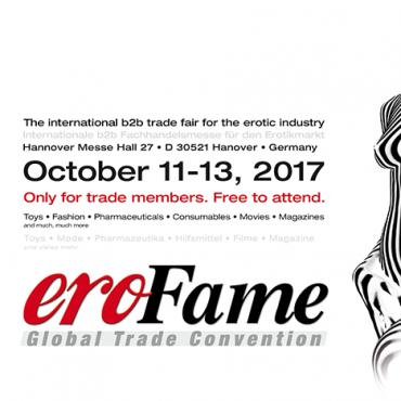 eroFame 2017 Hannover
